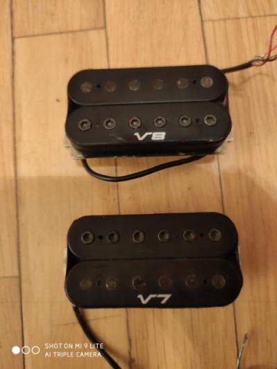 Pastillas V7 y V8