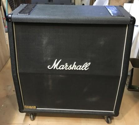 RESERVADA: pantalla MARSHALL 4X12 1960 V30 mejorada jcm900