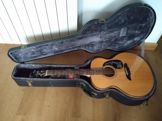 Cambio o vendo Guitarra Framus Legacy FJ14 SMW