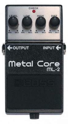 Boss Metal Core