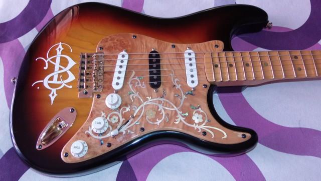 Cuerpo Fender 70 Reedición