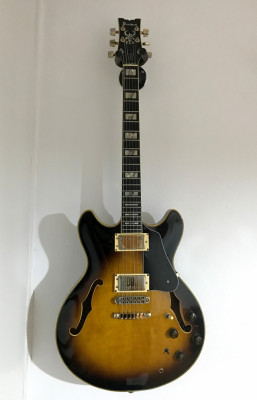 Ibanez Artist as200 1983