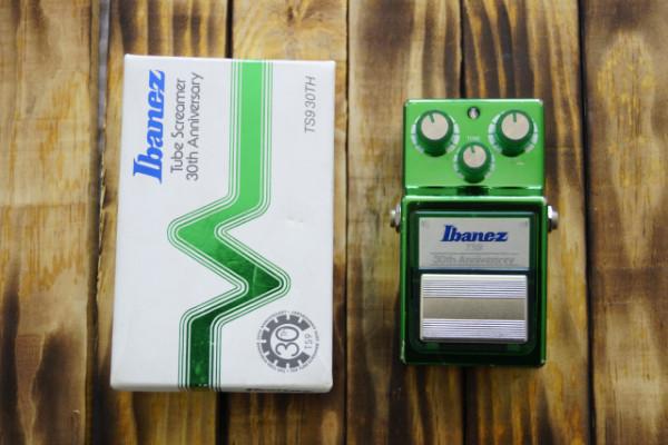 Ibanez TS9 30th anniversary JRC4558D OP AMP