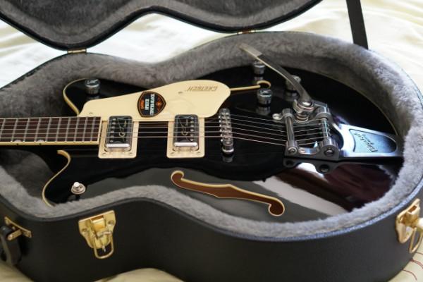 Guitarra Gretsch G5622T Electromatic CB 2018 negra