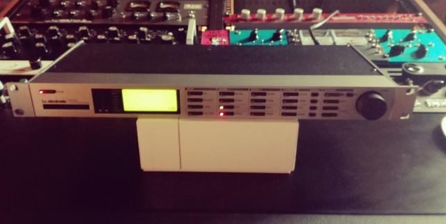 Reverb TC electronics M3000