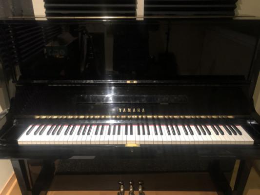 Vendo piano de pared Yamaha U3 series