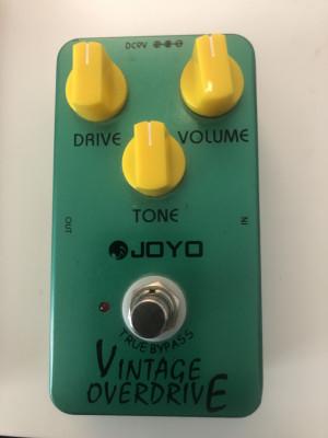 Joyo Vintage Overdrive