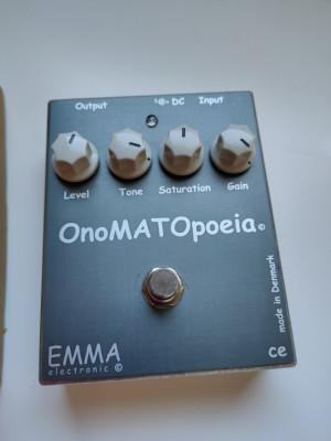 EMMA Onomatopoeia
