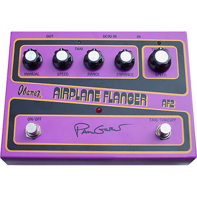 Flanger Paul Gilbert Ibanez Airplane
