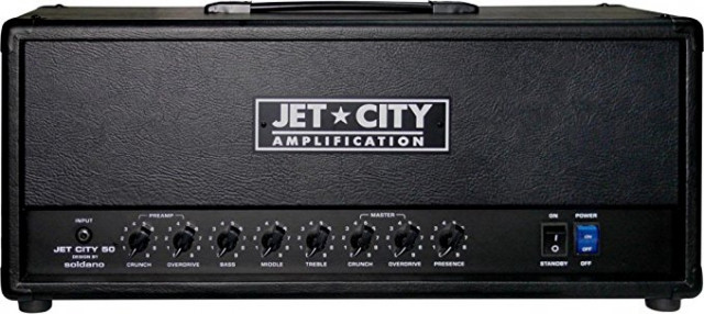 Jet City JCA50H (Cabezal) + pantalla 24S