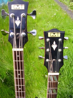 70's CMI (Jim Marshall) Gibson sg copy Made in Japan MATSUMOKU Factoria