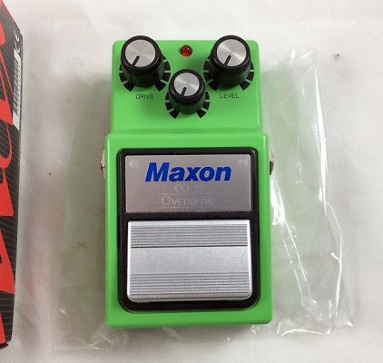 Maxon Overdrive