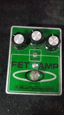 FET AMP by Buzz Technologies (Boss FA1)ENVÍO INCLUIDO