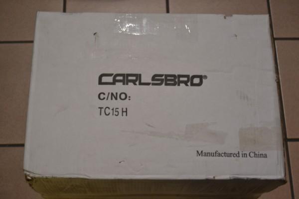 ¡ATENCION Oferta! CARLSBRO TC-15-H