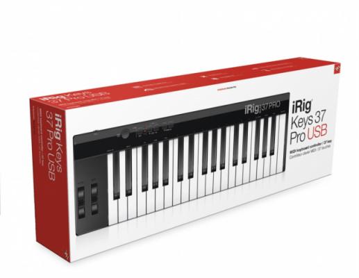 Teclado IK Multimedia iRig Keys 37 Pro