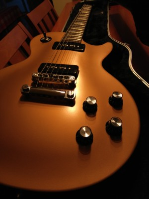 Gibson Les Paul 50´s Tribute Gold Top