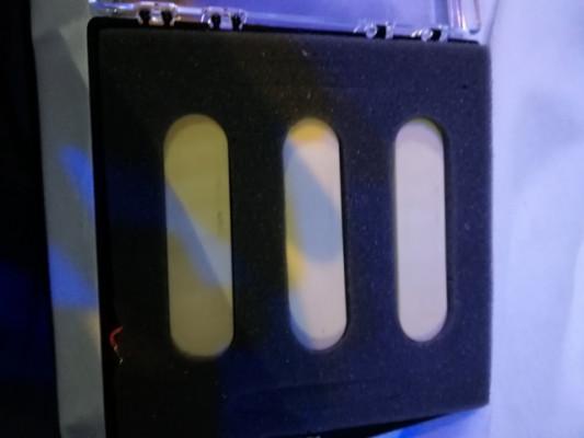 Pastillas lace sensor año 91