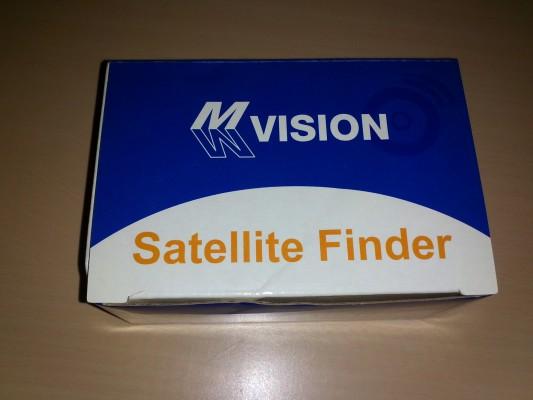 MVISION SATFINDER (Buscador de satelites para antenas parabólicas)