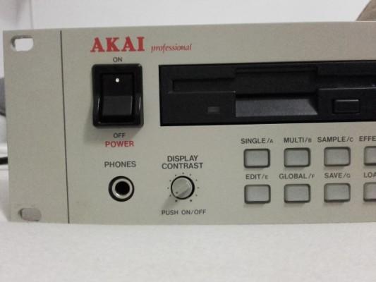 Akai s3000xl nuevo a estrenar (sigue en venta)