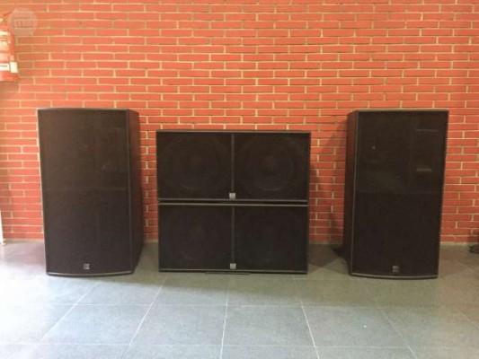 Ocasión Equipo Completo Martin Audio en perfectas condiciones