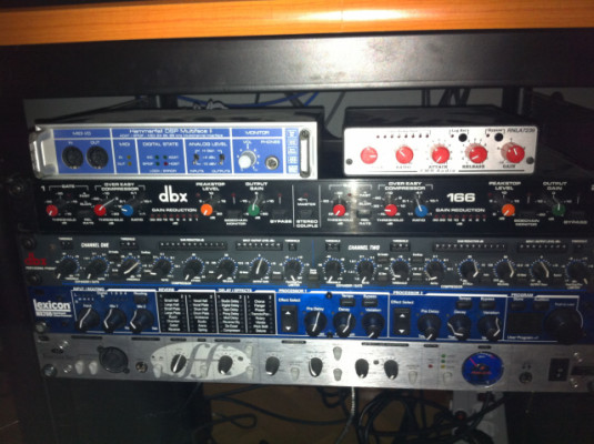 DBX 166 (made in usa)