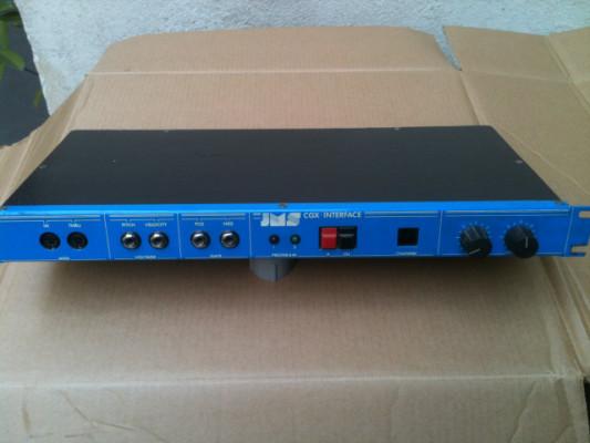 Interface CV a Midi J.M.S.
