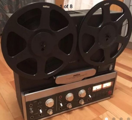 Magnetófono Revox B77