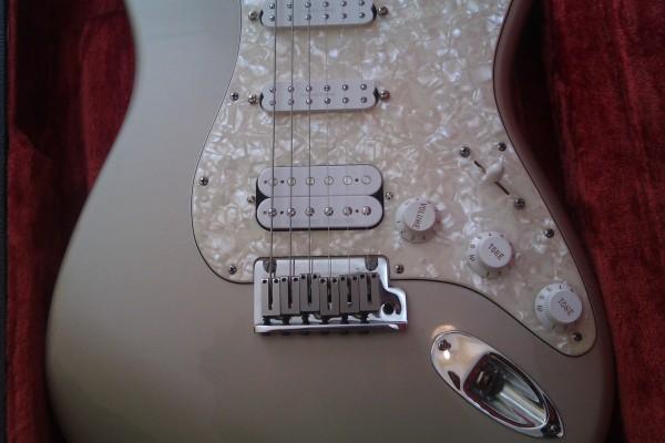 Fender stratocaster americana de los 90's lonestar
