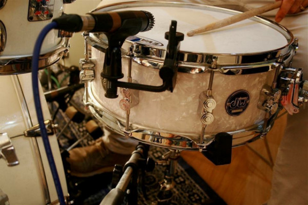 "Caja Drum work shop USA 14"" dw snare"