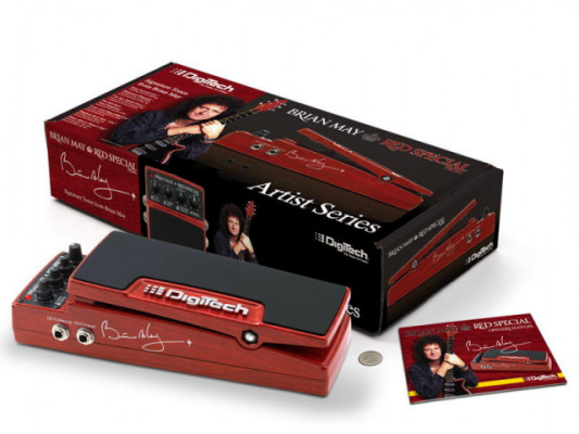 Brian May Pedal Red Special Digitech