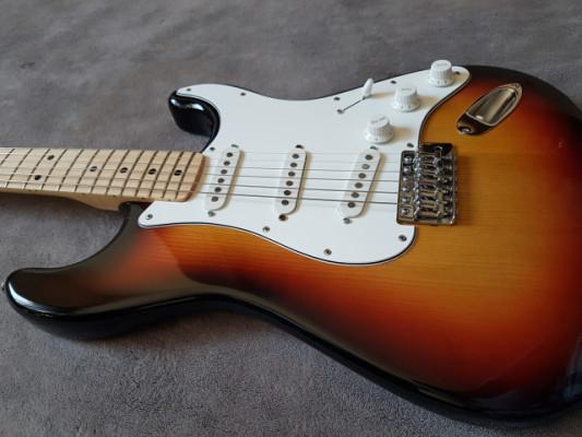 Stratocaster japonesa Matsumoku