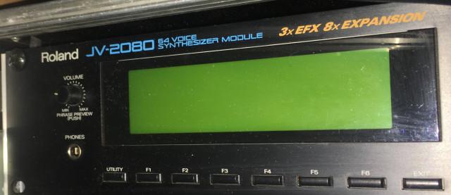 Rolan JV 2080