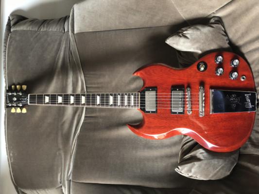 Gibson Sg signature derek truks, año 2014