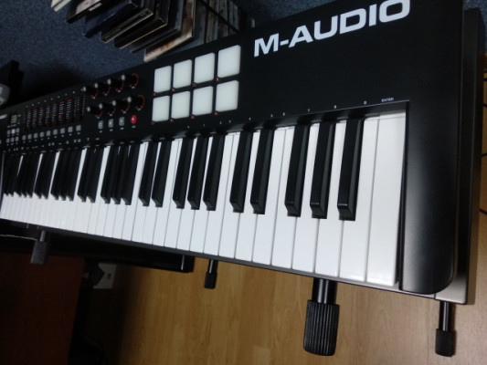 Teclado M Audio Oxygen mk4 61