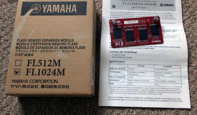 Yamaha FL1024M