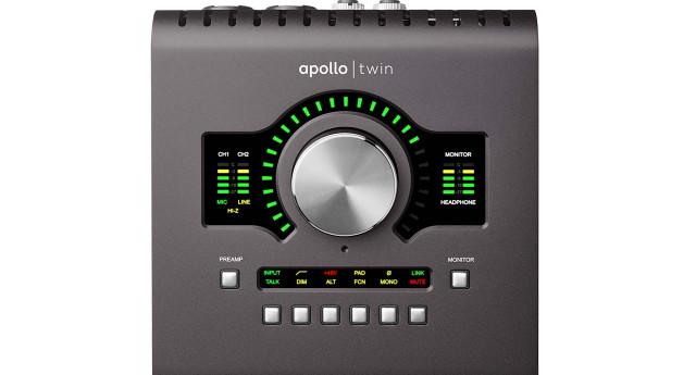 Apollo Twin Duo (No MKI) o Antelope Discrete 4
