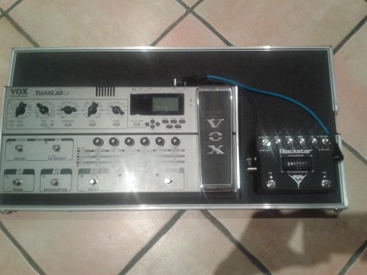 Vendo Vox Tonelab Le con maleta fliscase