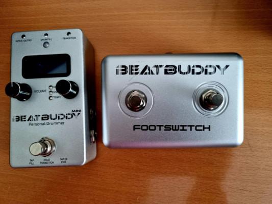 Singular Sound BeatBuddy Mini + Footswitch