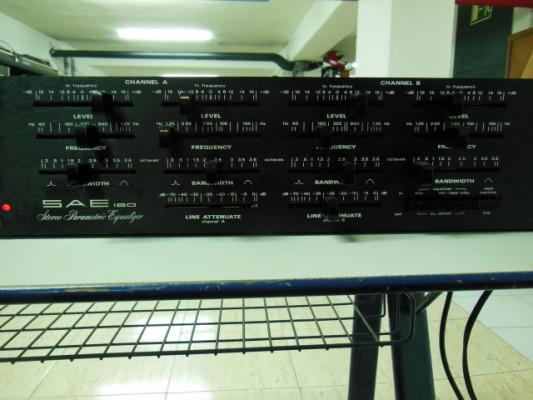 SAE 180 Parametric Equalizer