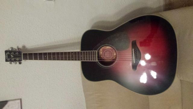 Guitarra acustica Yamaha FG720S  DSR