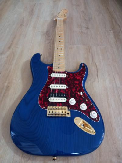 Fender strat deluxe player