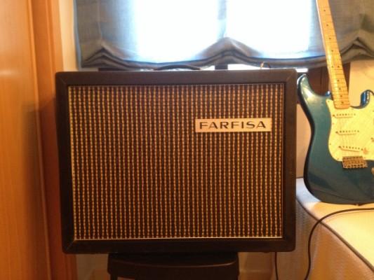 Farfisa TR 70-OS vintage 2x12