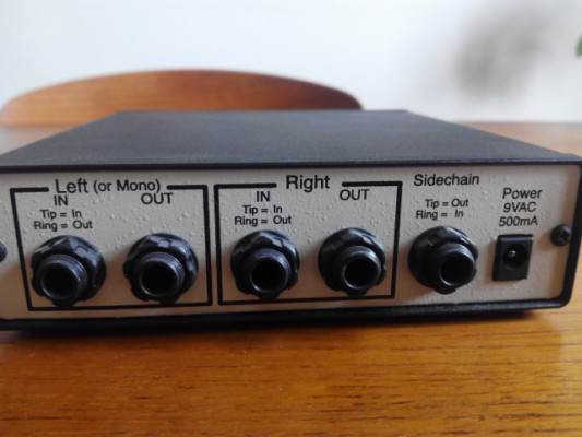 Compresor RNC de FM Audio