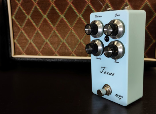 Texas Overdrive/Booster