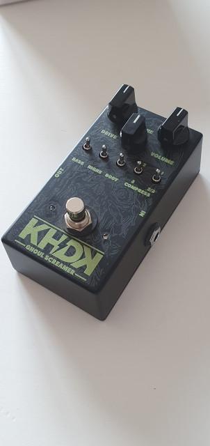 Overdrive KHDK Ghoul Screamer