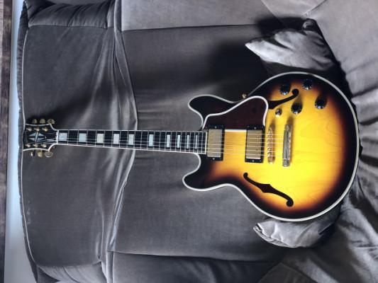 Gibson custom 359 diapason ebano