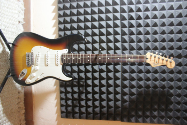 Fender Stratocaster Mexico Standard 2006