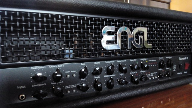 Engl Powerball 2 +pedalera z9.