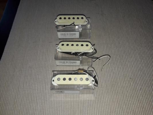 Pastillas Fender Stratocaster Japan del 86