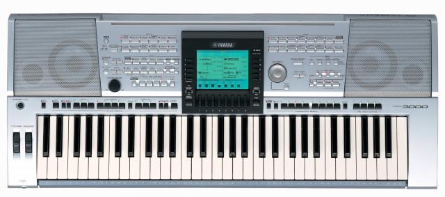 Teclado Yamaha PSR3000 en perfectísimo estado + soporte